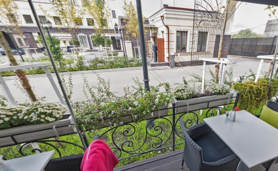 Бельгийский Ресторан Ламбик на Парк Победы (Брассерия Lambic) фото 6