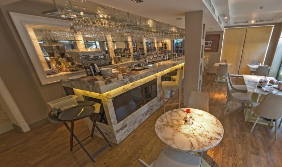 Бельгийский Ресторан Ламбик на Парк Победы (Брассерия Lambic) фото 8