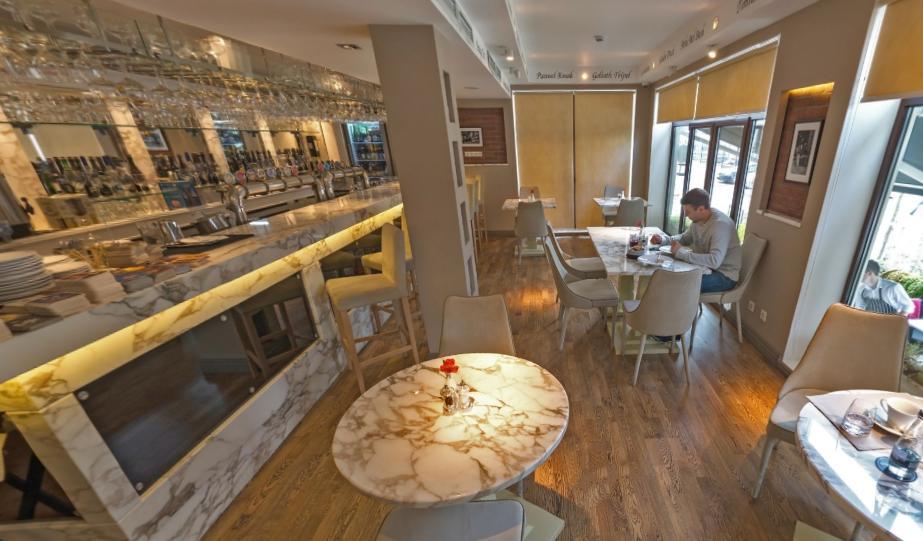 Бельгийский Ресторан Ламбик на Парк Победы (Брассерия Lambic) фото 10