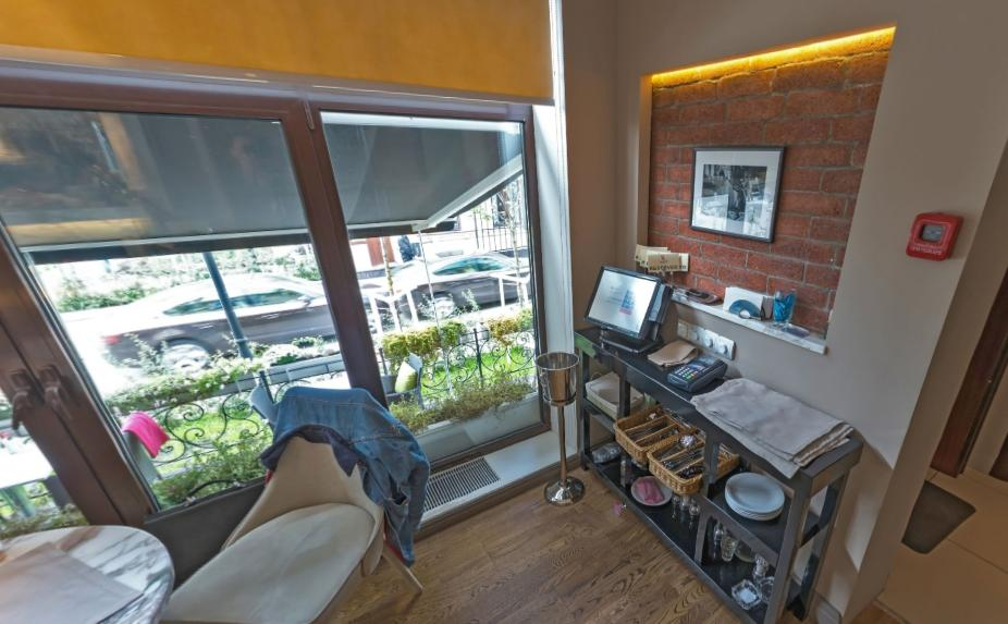 Бельгийский Ресторан Ламбик на Парк Победы (Брассерия Lambic) фото 12