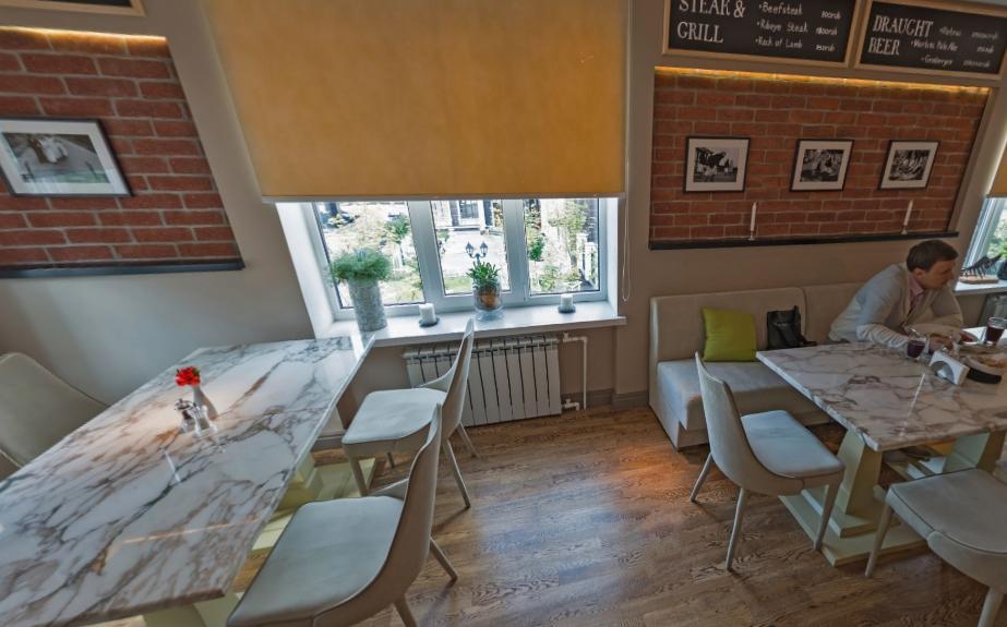 Бельгийский Ресторан Ламбик на Парк Победы (Брассерия Lambic) фото 16
