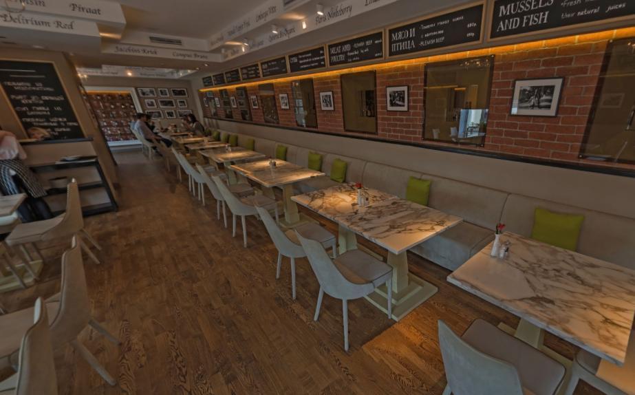 Бельгийский Ресторан Ламбик на Парк Победы (Брассерия Lambic) фото 17