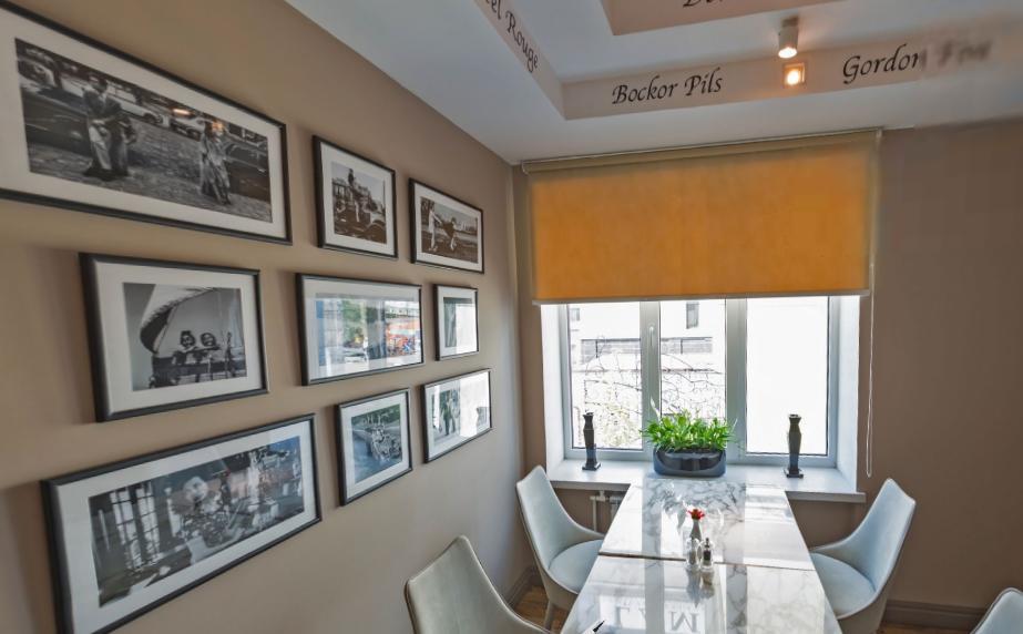 Бельгийский Ресторан Ламбик на Парк Победы (Брассерия Lambic) фото 22