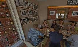 Бельгийский Ресторан Ламбик на Парк Победы (Брассерия Lambic) фото 23