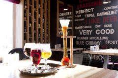 Бельгийский Пивной ресторан Ламбик на Проспекте Мира (Брассерия Lambic) фото 20