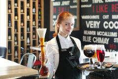 Бельгийский Пивной ресторан Ламбик на Проспекте Мира (Брассерия Lambic) фото 19