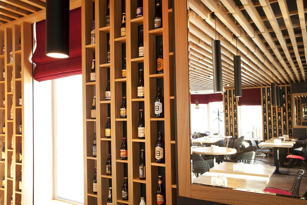 Бельгийский Пивной ресторан Ламбик на Проспекте Мира (Брассерия Lambic) фото 15