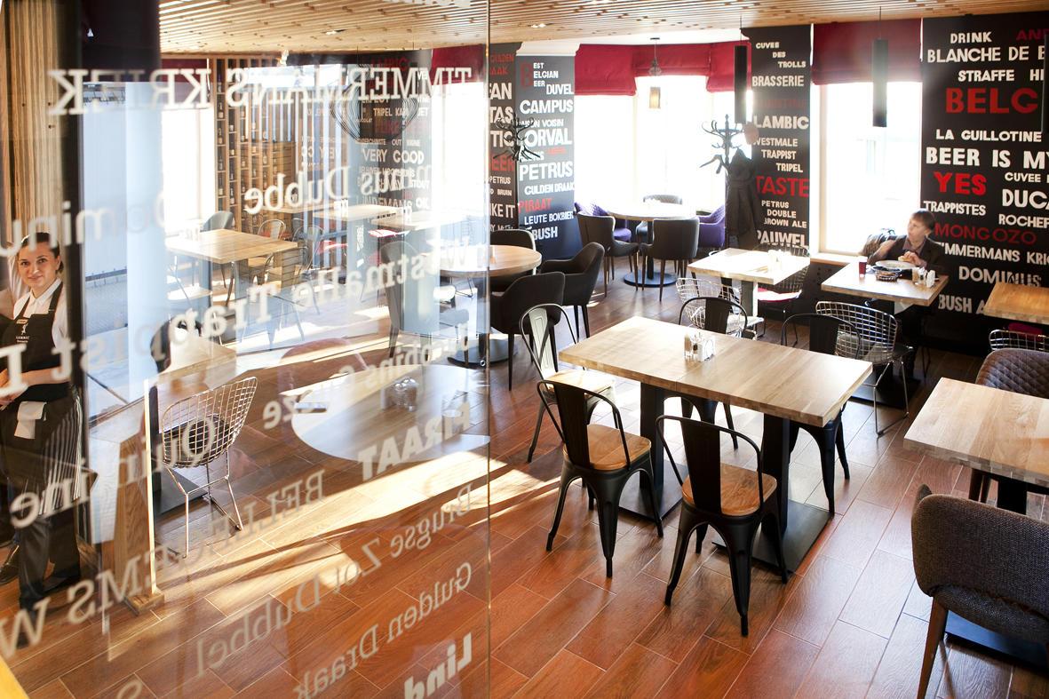Бельгийский Пивной ресторан Ламбик на Проспекте Мира (Брассерия Lambic) фото 11