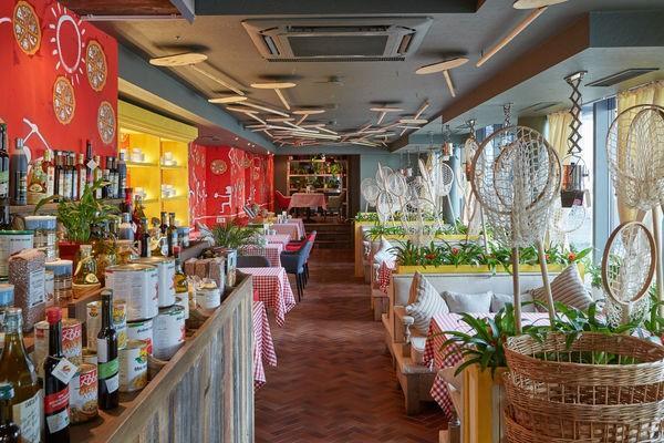Ресторан Пиццелов на Пушкинской (PizzaLove) фото