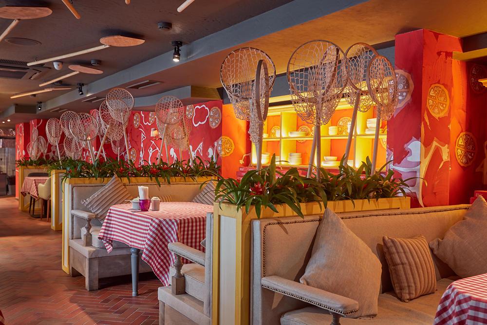 Ресторан Пиццелов на Пушкинской (PizzaLove) фото 3