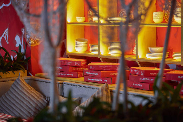 Ресторан Пиццелов на Пушкинской (PizzaLove) фото 2