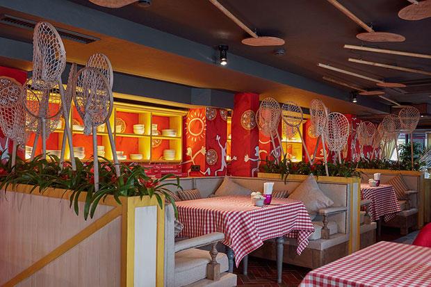 Ресторан Пиццелов на Пушкинской (PizzaLove) фото 1
