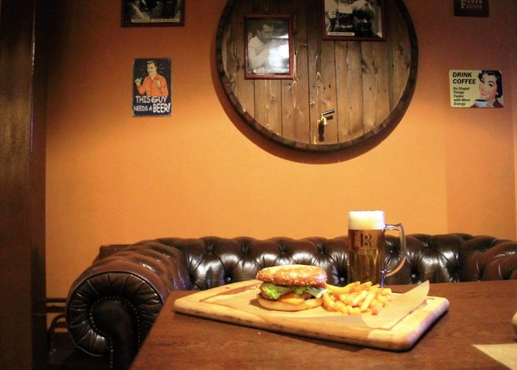 Паб КэшФлоу bistro.pub (Cash Flow Бистро Паб) фото 5