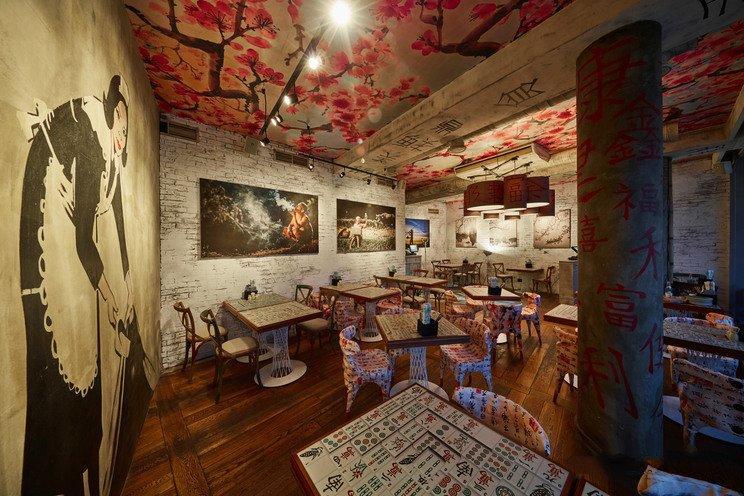 Паназиатский Ресторан Mahjong на Кутузовском (Маджонг) фото 2