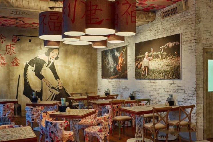 Паназиатский Ресторан Mahjong на Кутузовском (Маджонг) фото