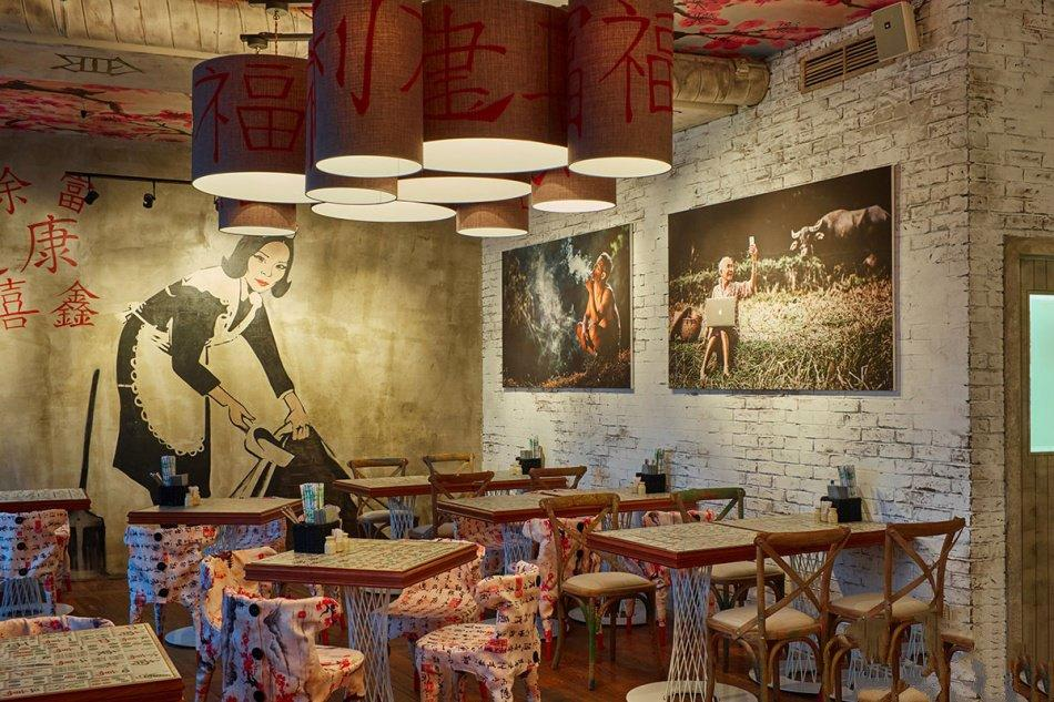 Паназиатский Ресторан Mahjong на Кутузовском (Маджонг) фото 4