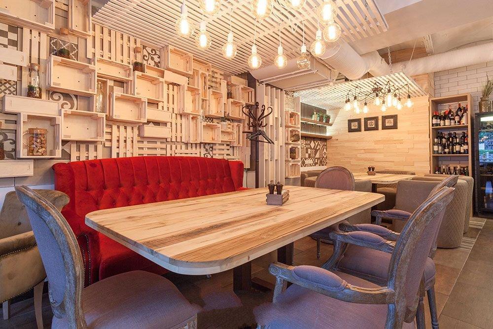 Кафе Пироги Вино и Гусь на Цветном Бульваре фото 3