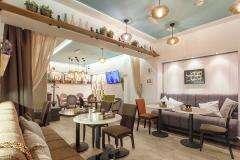 Кафе Пироги Вино и Гусь на Цветном Бульваре фото 17