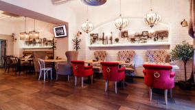 Кафе Пироги Вино и Гусь на Цветном Бульваре фото 1