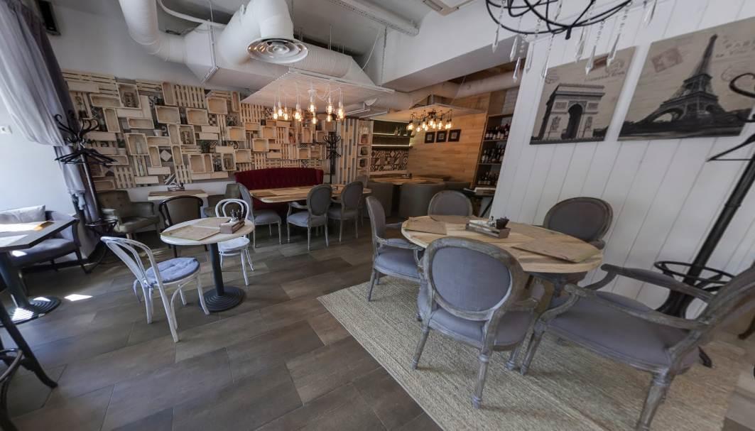 Кафе Пироги Вино и Гусь на Цветном Бульваре фото 4