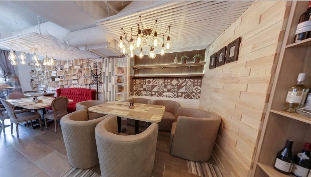 Кафе Пироги Вино и Гусь на Цветном Бульваре фото 7