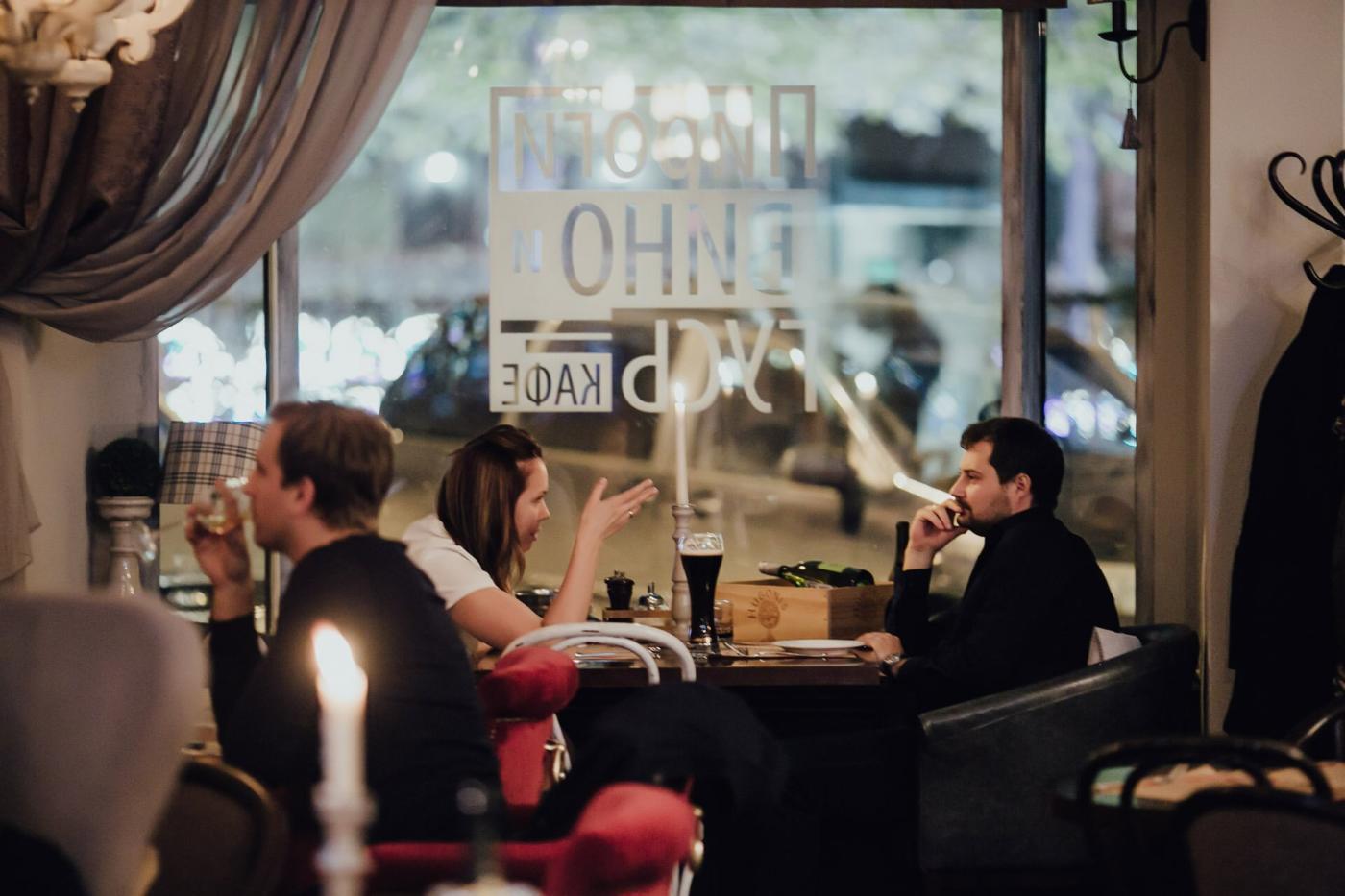 Кафе Пироги Вино и Гусь на Цветном Бульваре фото 25