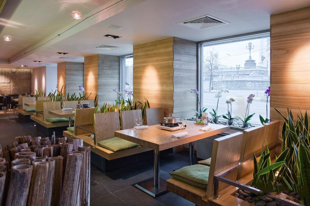 Японский Ресторан Yoko на Новом Арбате (Йоко) фото 9
