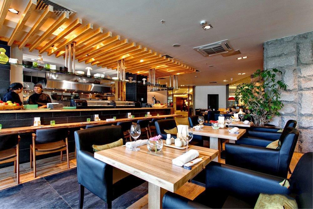 Японский Ресторан Yoko на Новом Арбате (Йоко) фото