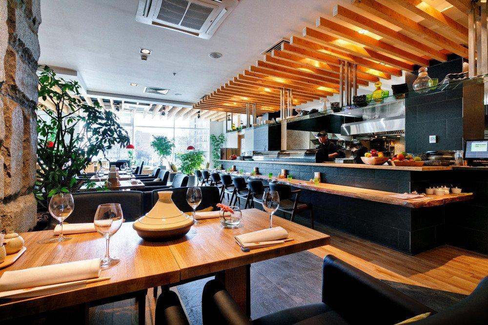 Японский Ресторан Yoko на Новом Арбате (Йоко) фото 1