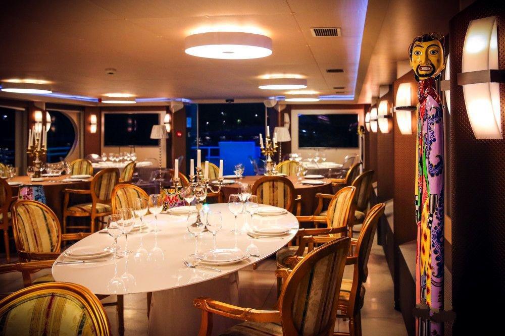 Ресторан на воде Palma De Сочи (Пальма де Сочи) фото 3