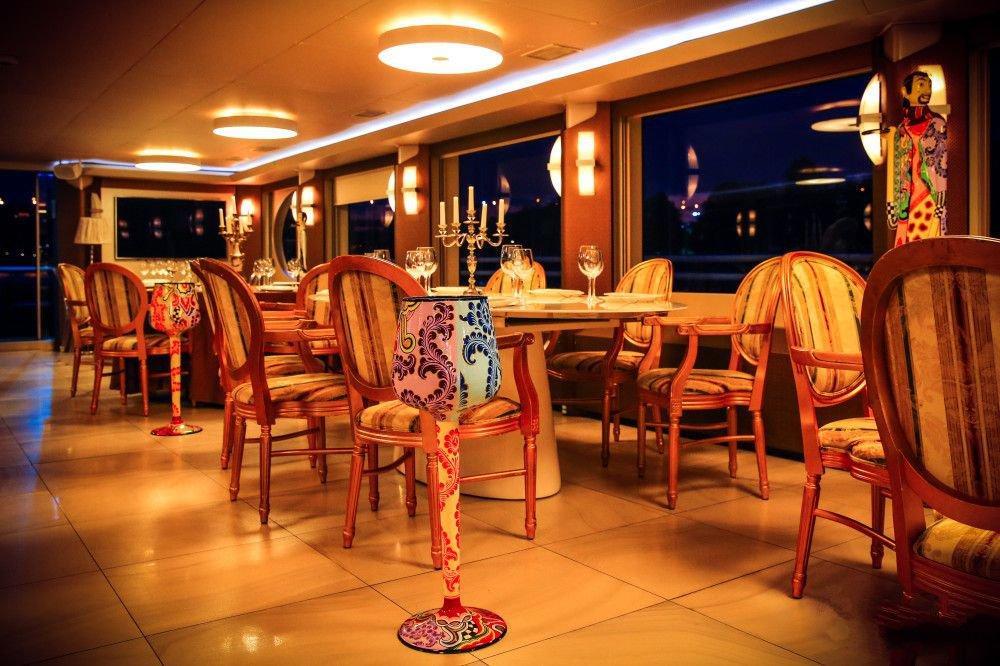 Ресторан на воде Palma De Сочи (Пальма де Сочи) фото 4