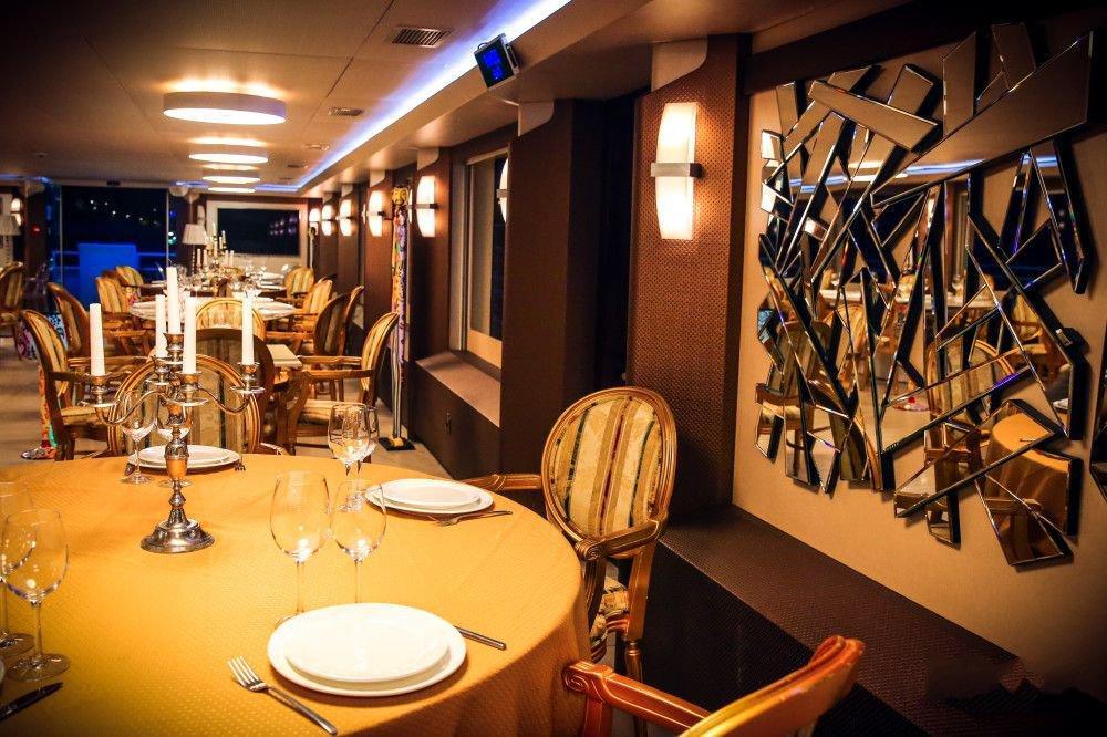 Ресторан на воде Palma De Сочи (Пальма де Сочи) фото 5