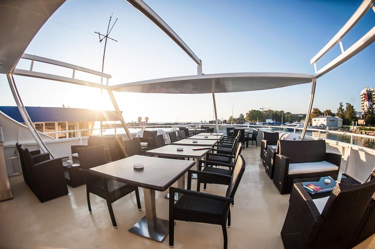 Ресторан на воде Palma De Сочи (Пальма де Сочи) фото 7