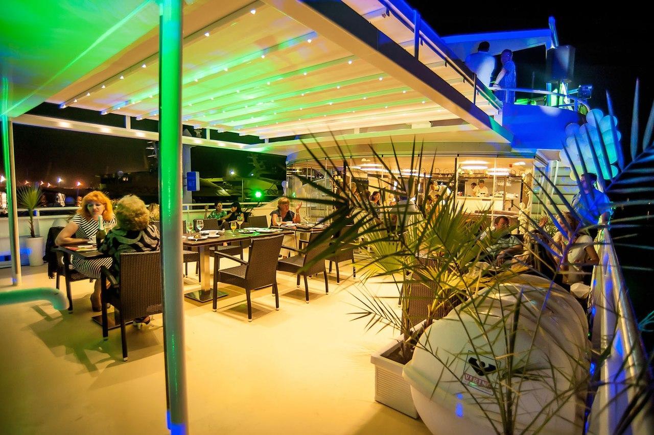 Ресторан на воде Palma De Сочи (Пальма де Сочи) фото 32