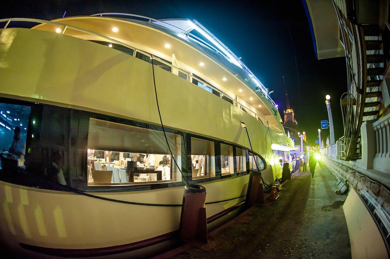 Ресторан на воде Palma De Сочи (Пальма де Сочи) фото 33