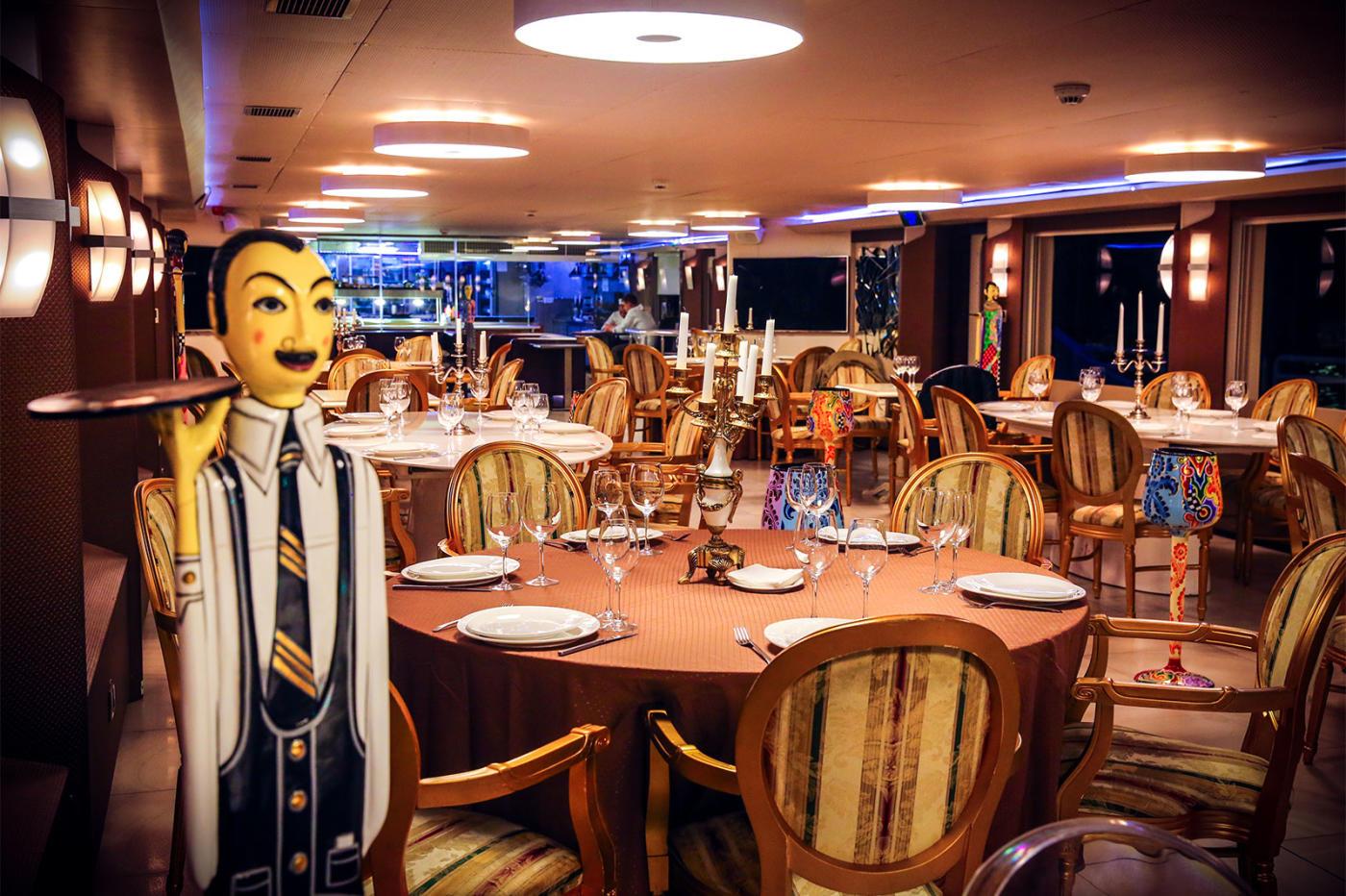 Ресторан на воде Palma De Сочи (Пальма де Сочи) фото 14