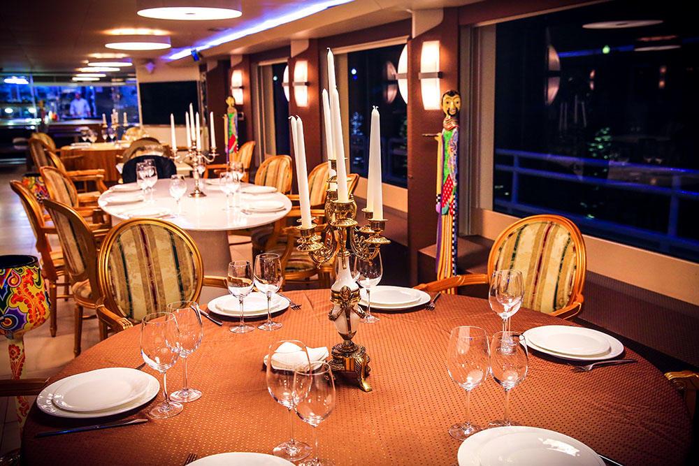 Ресторан на воде Palma De Сочи (Пальма де Сочи) фото 20