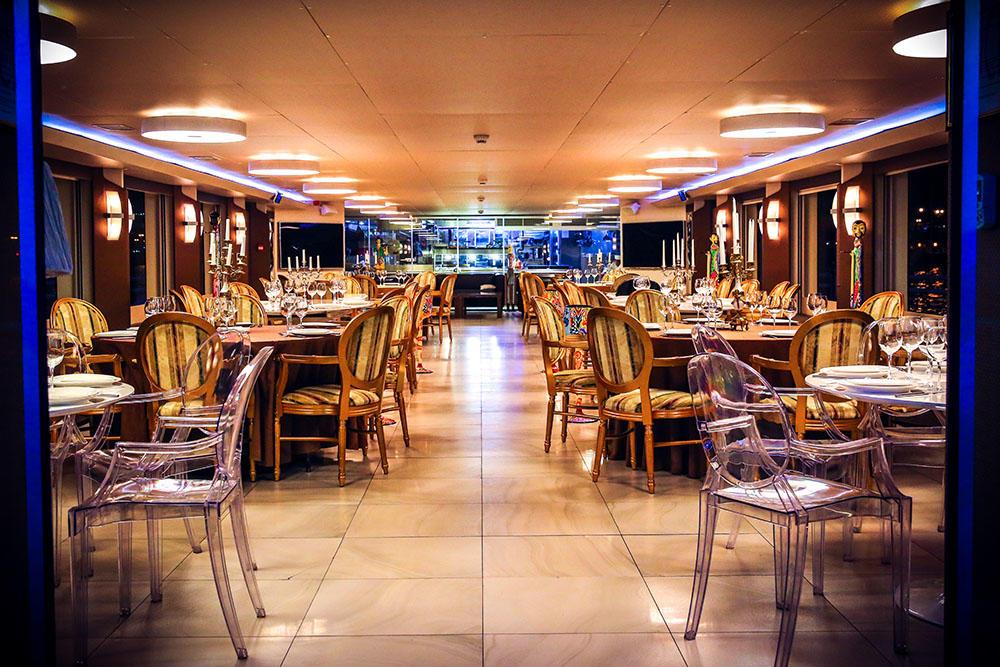 Ресторан на воде Palma De Сочи (Пальма де Сочи) фото 21