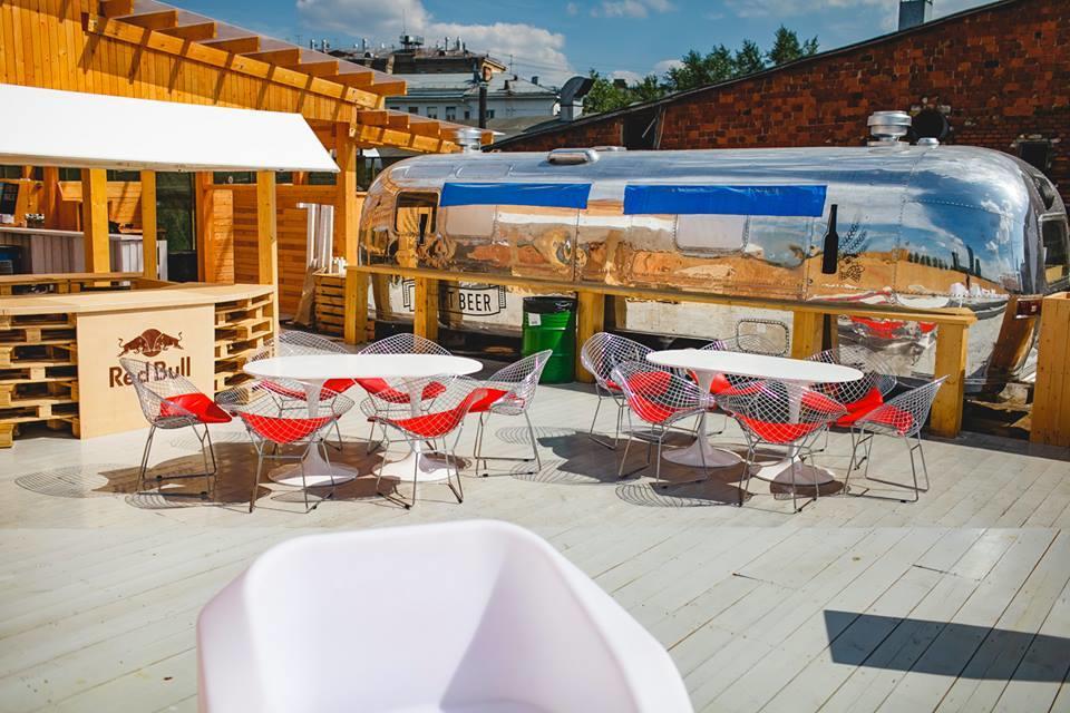 Панорамная веранда Летний Сад на Кутузовском проспекте фото 7