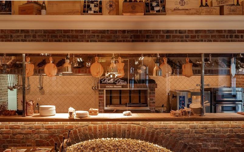 Ресторан Белла Паста на Китай-Городе (Bella Pasta на Солянке) фото 16