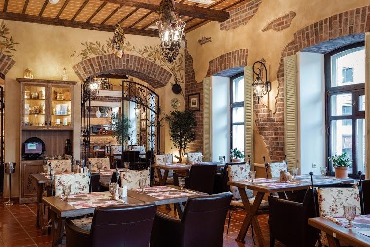 Ресторан Белла Паста на Китай-Городе (Bella Pasta на Солянке) фото 18