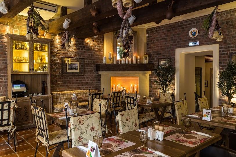 Ресторан Белла Паста на Китай-Городе (Bella Pasta на Солянке) фото