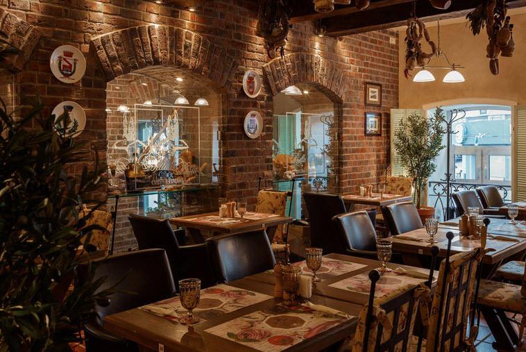 Ресторан Белла Паста на Китай-Городе (Bella Pasta на Солянке) фото 20