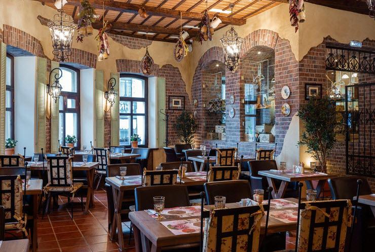Ресторан Белла Паста на Китай-Городе (Bella Pasta на Солянке) фото 22