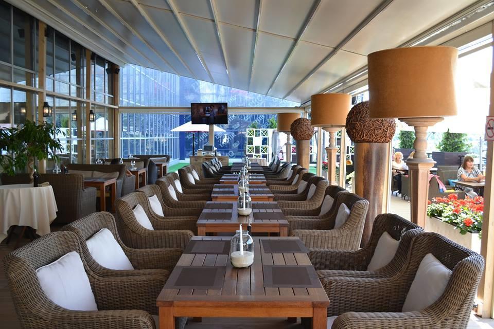 Ресторан Бокончино в ТРЦ РИО на Ленинском проспекте (Bocconcino - Проспект Вернадского) фото 36