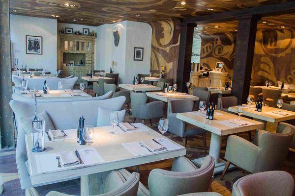 Ресторан Бокончино в ТРЦ РИО на Ленинском проспекте (Bocconcino - Проспект Вернадского) фото 35
