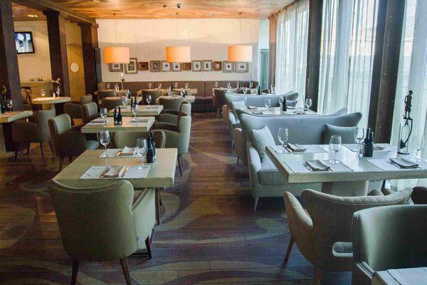 Ресторан Бокончино в ТРЦ РИО на Ленинском проспекте (Bocconcino - Проспект Вернадского) фото 33