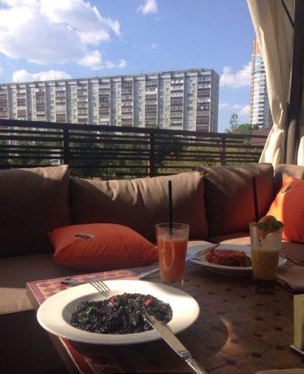 Ресторан Бокончино в ТРЦ РИО на Ленинском проспекте (Bocconcino - Проспект Вернадского) фото 31