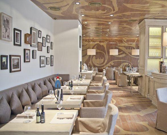 Ресторан Бокончино в ТРЦ РИО на Ленинском проспекте (Bocconcino - Проспект Вернадского) фото 30