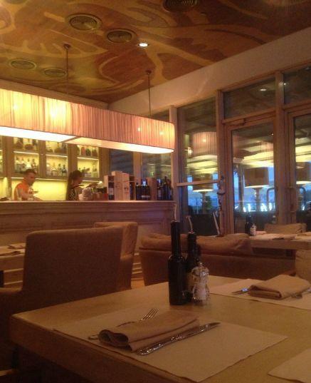 Ресторан Бокончино в ТРЦ РИО на Ленинском проспекте (Bocconcino - Проспект Вернадского) фото 17